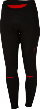 Castelli Chic tight black/red women 16552-023