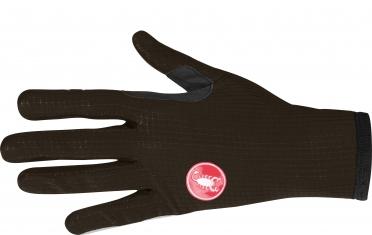 Castelli Scudo W cycling glove black women 16556-010