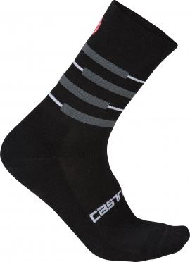 Castelli Incendio 15 sock black men 16570-910