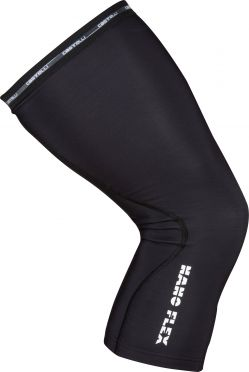 Castelli Nanoflex+ kneewarmers black 16579-010