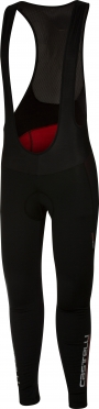 Castelli Meno 2 WIND bibtight black men 16580-010