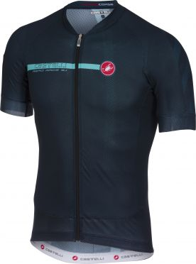 Castelli Aero race 5.1 jersey dark blue men