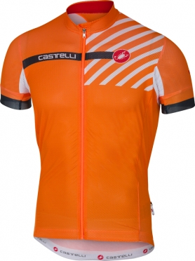 Castelli Free ar 4.1 jersey orange men