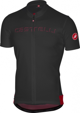 Castelli Prologo V jersey short sleeve black men