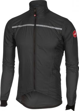 Castelli Superleggera wind jacket anthracite men