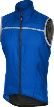 Castelli Superleggera wind vest blue men