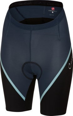 Castelli Magnifica short navy/blue/black women