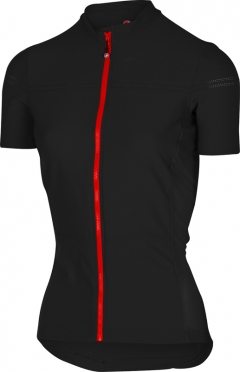 Castelli Promessa 2 jersey black/red women