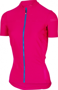 Castelli Promessa 2 jersey raspberry/blue women