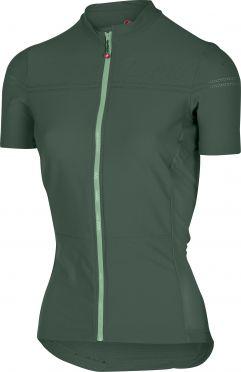 Castelli Promessa 2 jersey forest gray women
