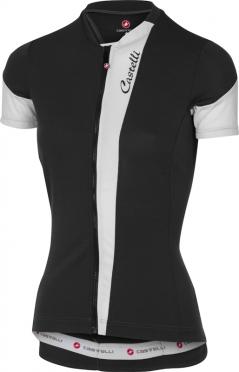 Castelli Spada jersey black/white women