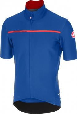 Castelli Gabba 3 short sleeve jersey blue men