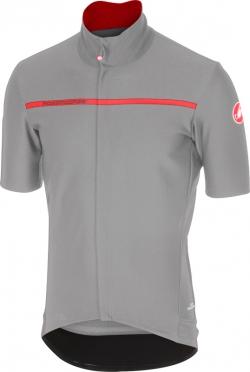 Castelli Gabba 3 short sleeve jersey grey men