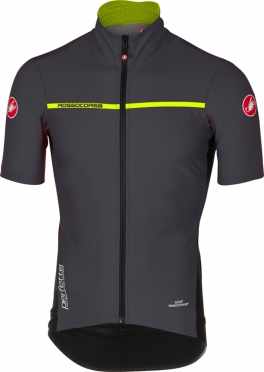 Castelli Perfetto light 2 short sleeve jersey anthracite men