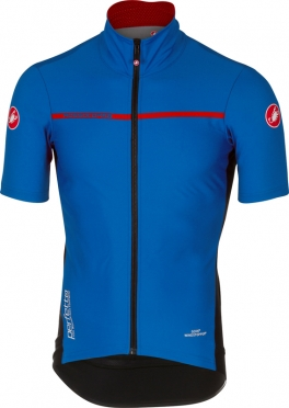 Castelli Perfetto light 2 short sleeve jersey blue men