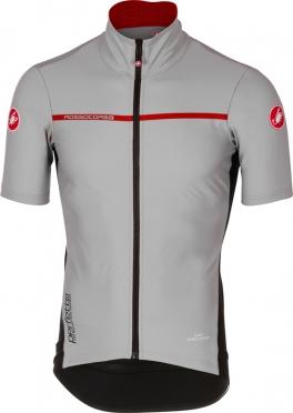 Castelli Perfetto light 2 short sleeve jersey grey men
