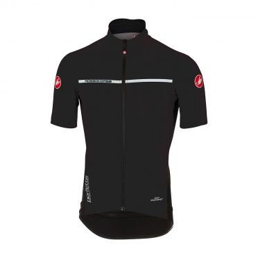 Castelli Perfetto light 2 short sleeve jersey light black men