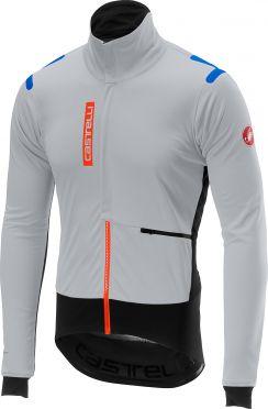 Castelli Alpha RoS jacket silver men