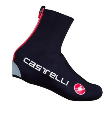 Castelli Diluvio c shoecover black men