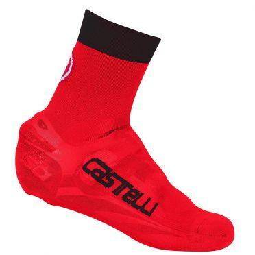 Castelli Belgian bootie 5 schoecover red/black men