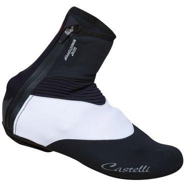 Castelli Tempo W shoecover black/white women