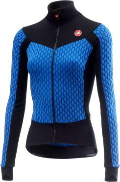 Castelli Sfida W jersey blue women