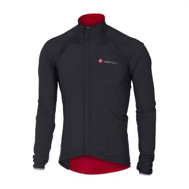Castelli Sempre jacket anthracite men