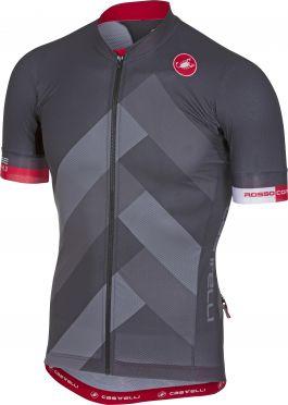 Castelli Free ar 4.1 jersey anthracite men