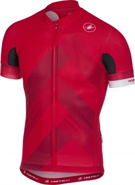 Castelli Free ar 4.1 jersey red men