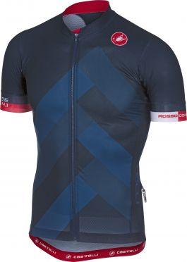 Castelli Free ar 4.1 jersey dark blue men
