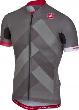 Castelli Free ar 4.1 jersey forest gray men