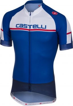 Castelli Distanza jersey dark blue men