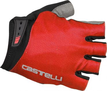 Castelli Entrata glove red men