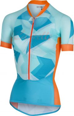 Castelli Climber's W jersey blue/orange women