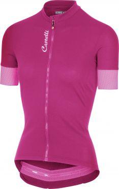 Castelli Anima 2 jersey pink women