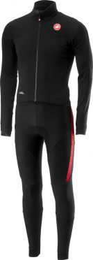 Castelli Sanremo 3 thermosuit black/red men