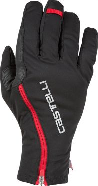 Castelli Spettacolo ros glove black/red men