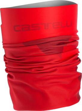 Castelli Arrivo 3 thermo head thingy red men