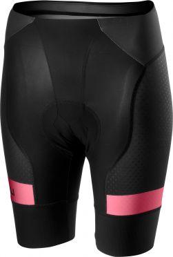 Castelli Free aero 4 W short team black/pink women