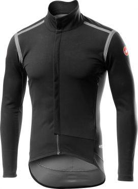 Castelli Perfetto RoS jacket black/grey men