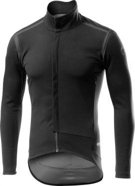 Castelli Perfetto RoS long sleeve jacket black men