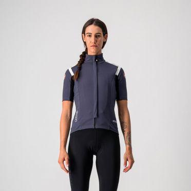 Castelli Gabba RoS W short sleeve jersey dark blue women