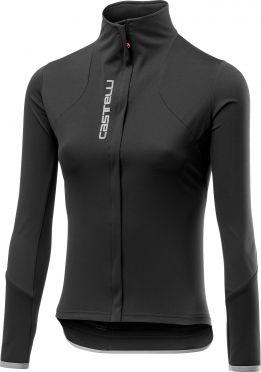 Castelli Trasparente 4 jersey FZ black women