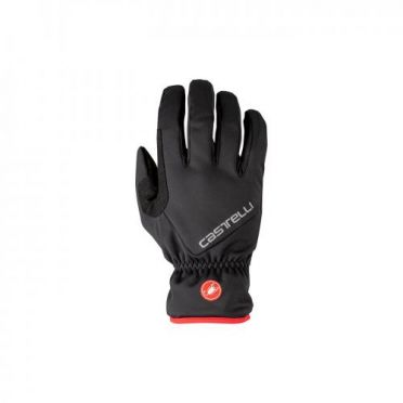 Castelli Entrata thermal glove black men
