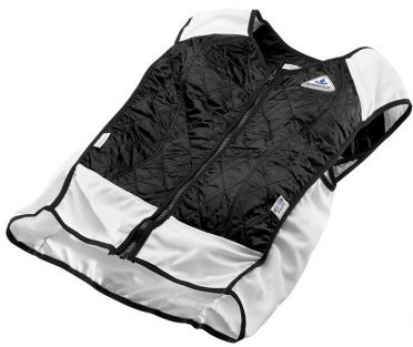 TechNiche TechKewl hybrid elite sport cooling vest black
