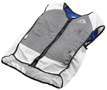TechNiche TechKewl hybrid elite sport cooling vest silver