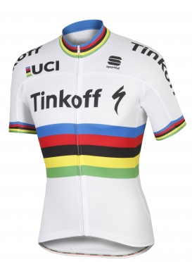 Sportful Tinkoff world champion sagan jersey