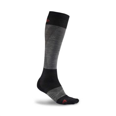 Craft Alpine Warm Socks black