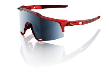 100% Speedcraft glasses cherry palace with mirror lens