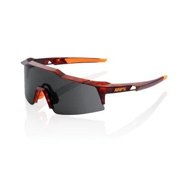 100% Speedcraft glasses havana with SL lens matte dark